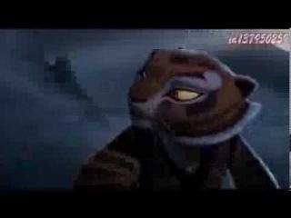 Мастер Тигрица (Женщина Кошка) Master Tigress (Catwoman) Kung-fu panda