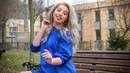 BLUE MINI DRESS by Rosegal