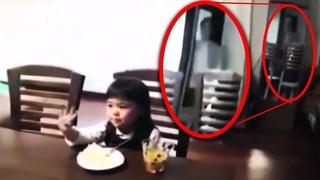 10 Страшных Видео, Когда Дети Видят Призраков ч.2