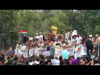 Mexico City Gay Pride 2013!!!!!!!!!!!Chapter 1
