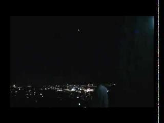 Real UFO Over Jerusalem