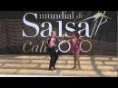 Guasa y Evelyn Eliminatorias Festival Mundial de Salsa Cali 2010