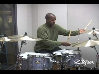 Zildjian Lessons: Will Kennedy - Funky Hats