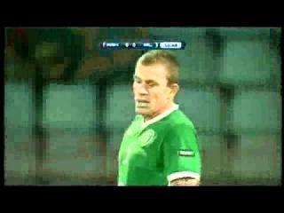 Irish Football Team Glory Moments - Italia 90, Euro 88, 2002 World Cup