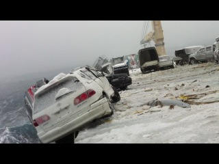 НЕ БИТА и НЕ КРАШЕНА!!! Перевозка машин с Японии в Россию