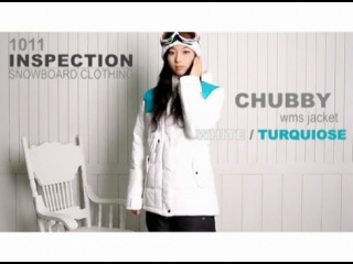 Inspection chubby jacket - womens