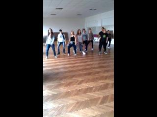 Aidonia whine n bubble choreography by SaKuRа