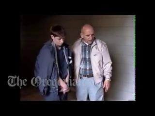 Допрос Кипа Кинкла на месте преступления 21 мая 1998 год