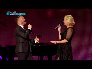 Gary Barlow & Agnetha Fältskog 'I Should´ve Followed You Home'