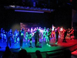 Клубный танец goldcity tourism complex 5*