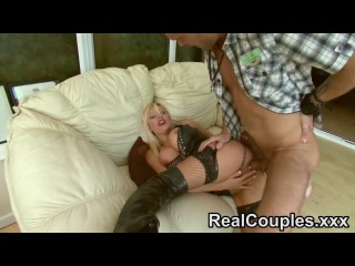 Michelle Thorne & Stefan - Real Couples