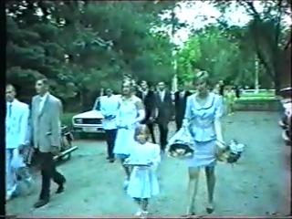 выпускной 2002 с.родыки  СОШ9
