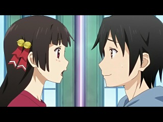 Onii-chan dakedo ai sae areba kankeinai yo ne! 1 серия (inspector_gadjet & nika lenina)