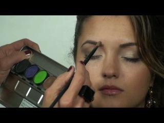 Make-up atelier paris nude look & carnavalanita folaron