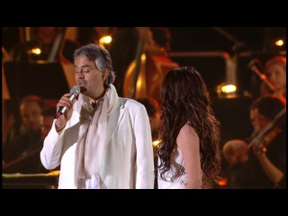Andrea Bocelli & Sarah Brightman- Con te partiro / Time to say goodbye
