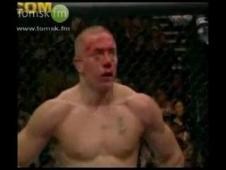 Самые кровавые моменты MMA под Рамштаин