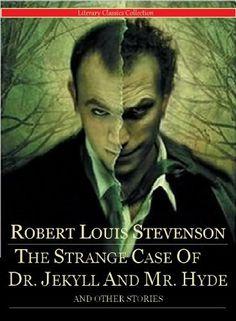 Странная история доктора Джекила и мистера Хайда. Роберт Льюис Стивенсон.