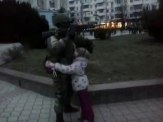 Шок видео 21 Кровавая баня в Крыму Массовый расстрел мирного населения Российскими солдатами