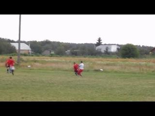 второй гол Металурга в матче против Плыски