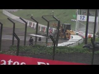 Авария Жюля Бьянки (Гран-При Японии 2014)