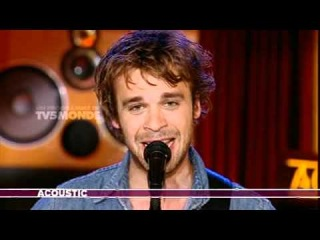 Cyril Mokaiesh - Mon époque (Acoustic / TV5Monde)