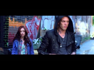 The Mortal Instruments: City Of Bones teaser trailer