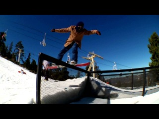Shred and Destroy - Bear Mtn with Dylan Alito