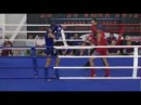 Чемпионат России по тайскому боксу, 2012 г Нокаут