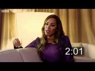 Five Mins With: Leona Lewis