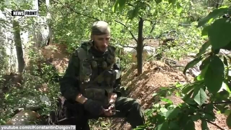 Враг не пройдёт, - армия ДНР закрепилась на окраине Авдеевки [Low, 360p]