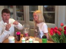 Завтрак с Алексеем Ягудиным и Татьяной Тотьмяниной