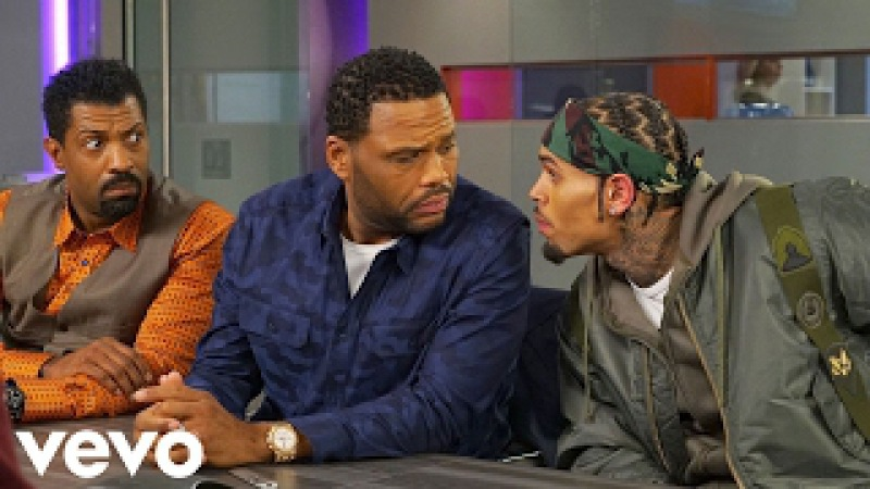 Chris Brown As 'Rich Youngsta' On 'Blackish' Last Episode 2017