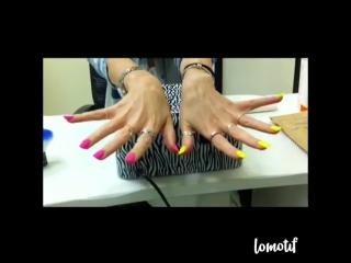когда рисуночки, безымянные ногти другого цвета уже задолбали и.... не определился с цветом #такзахотелось