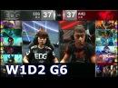 EDG vs AHQ - Week 1 Day 2 | Group C LoL S6 World Championship 2016 W1D2 | Edward Gaming vs ahq
