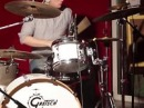 Painted Records - 3 Drum Sets in 1 Song Robbie Williams and Kylie Minogue - Kids, cover by Grisha Volobuev