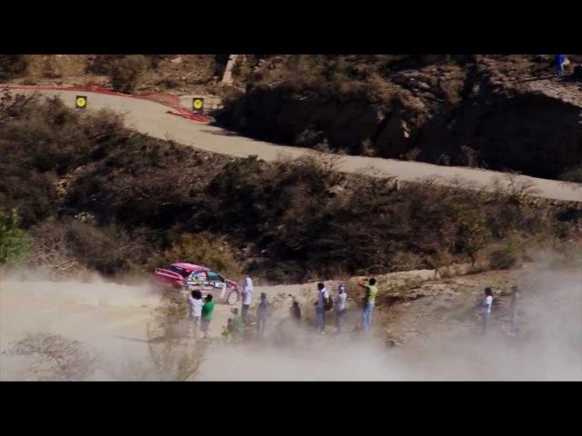 WRC Rally Mexico 2012 fail accidentes