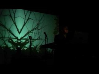 Nicolas Jaar // Music Hall of Williamsburg // 'And I Say' with Kasper Bjorke's 'Heaven' //