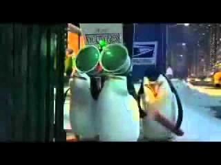 Пингвины из мадагаскара гоблин