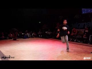 | <<Cergy Original Floor 2 - 1/4 Finale Battle B2B - Greg & Morris Vs Fenixou & Hill - Karism| vk