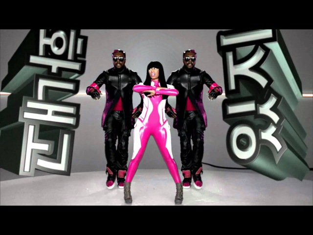 Nicki Minaj - Check It Out (feat. will.i.am)