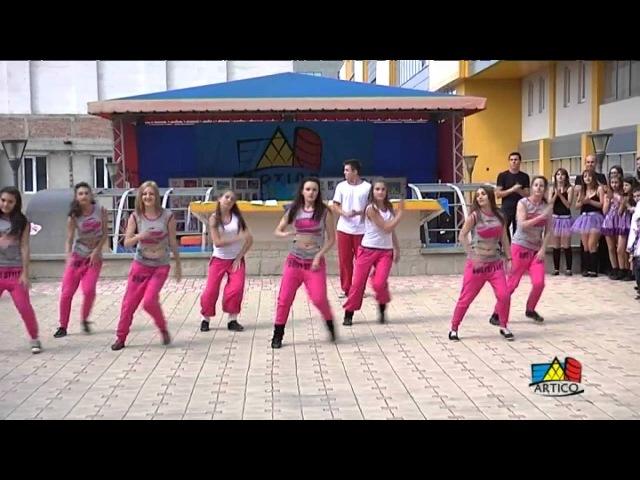 Antares, Ziua Uşilor Deschise 2012
