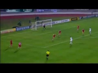 УПЛ Ильичевец - Динамо 0-0 (13тур) моменты