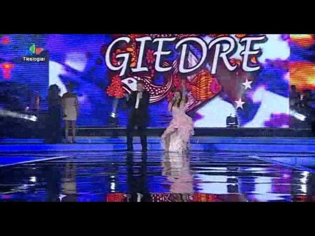 Giedrė Smolskaitė (solinis singlas) - Superfinalas (Lietuvos balsas 2012)