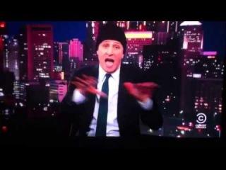 """Jon Stewart """"Rap"""""""
