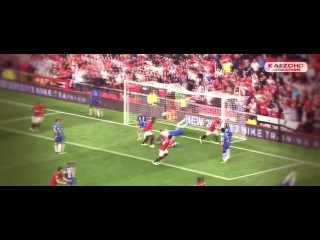 Michael Carrick - The Brain of Red Devils - Passing, Defence, Goals - 2012/2013 HD