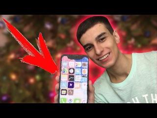 КАК СДЕЛАТЬ iPhone X из КАРТОНА!?