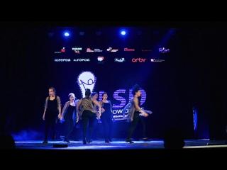 LSD 2017 - Top Jam (Team AV)  LSD Show New Formation (Кирово-Чепецк)