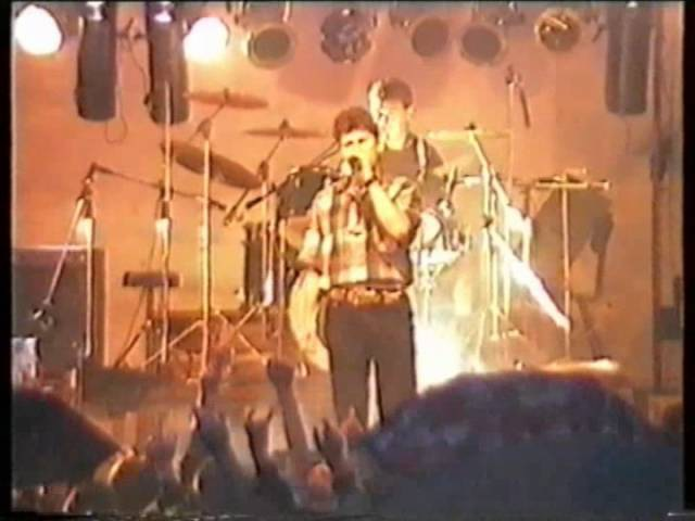 Concert in Narva, Estonia (Концерт в г. Нарва, Эстония) 18.07.98