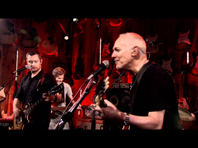 Peter Frampton Show Me the Way on Guitar Center Sessions on DIRECTV