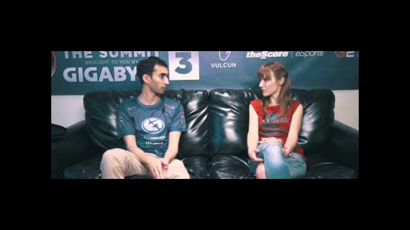 Universe Interview by Ineska The Summit 3 by Gigabyte